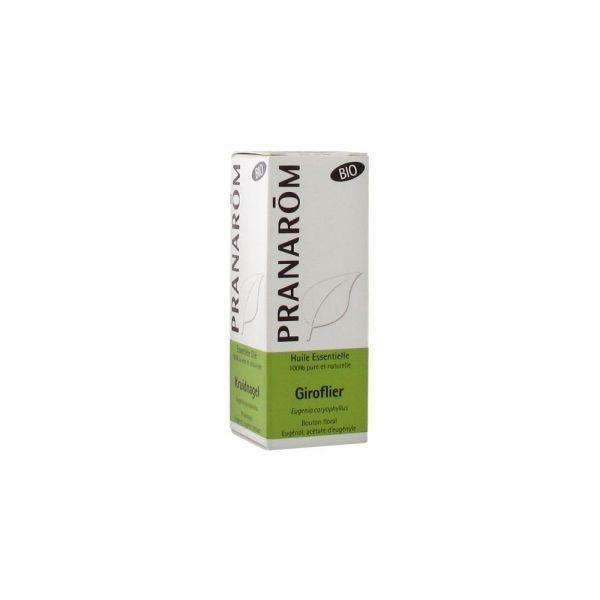 Huile Essentielle  Bio Giroflier 10ml au meilleur prix| PRANARÔM