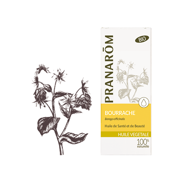 Huile Végétale de Bourrache Pranarôm
