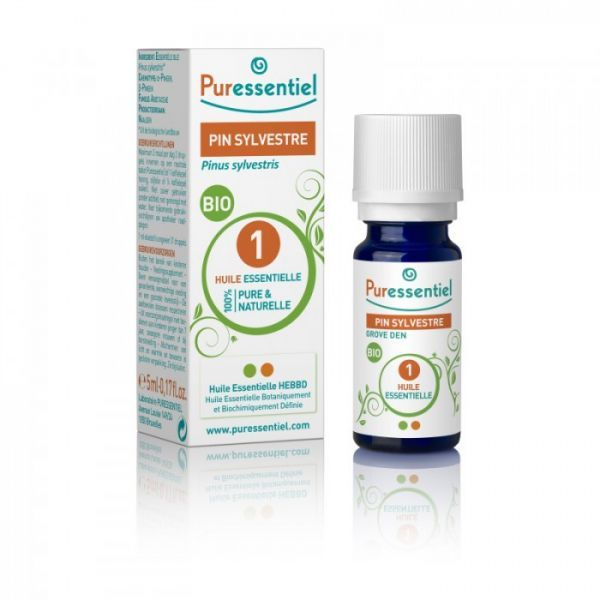 Huile Essentielle de Pin Sylvestre Bio moins cher| Puressentiel