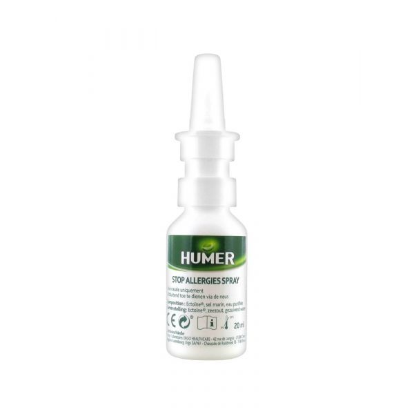 Spray Nasal Stop Allergie Humer