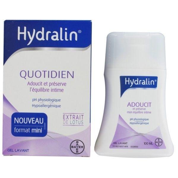 Quotidien 100ml moins cher| Hydralin