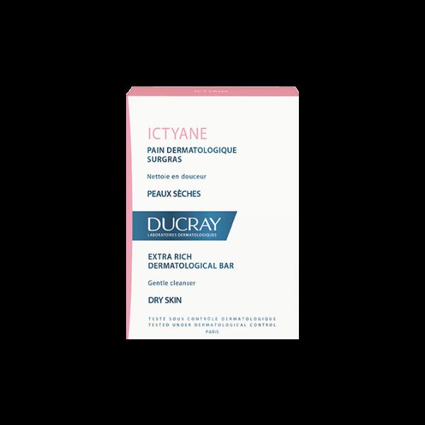 Ictyane Pain Dermatologoque 100gr moins cher| Ducray