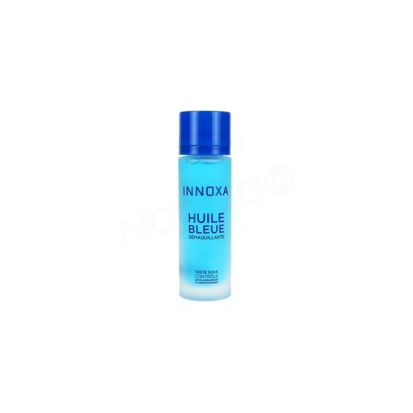 Huile Bleue Démaquillante moins cher| Innoxa