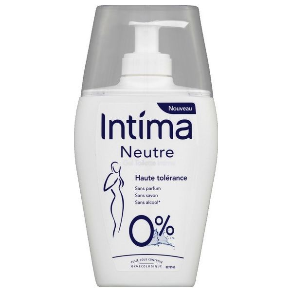 Gyn'Expert Gel Neutre 240ml Intima