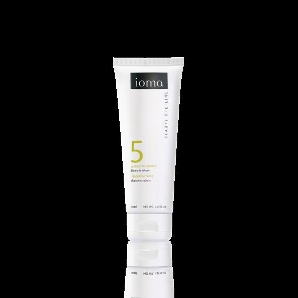 Pureté Masque Absorbant 50ml au meilleur prix| Ioma