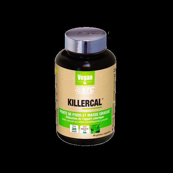 Killercal Stc Nutrition Vegan