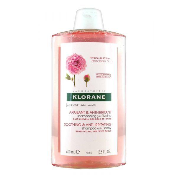 Shampooing à la Pivoine de Chine 400ml au meilleur prix Klorane