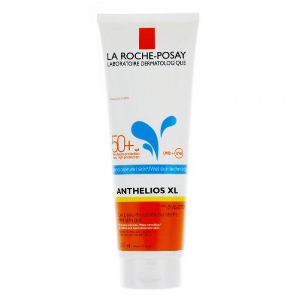 Anthelios XL 50+ SPFGel Peau Mouillée Très Haute Protection  250 ml moins cher  La Roche Posay