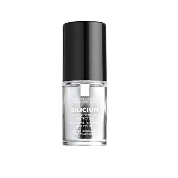 Vernis à ongles Silicium Color Care Top Coat moins cher| La Roche Posay