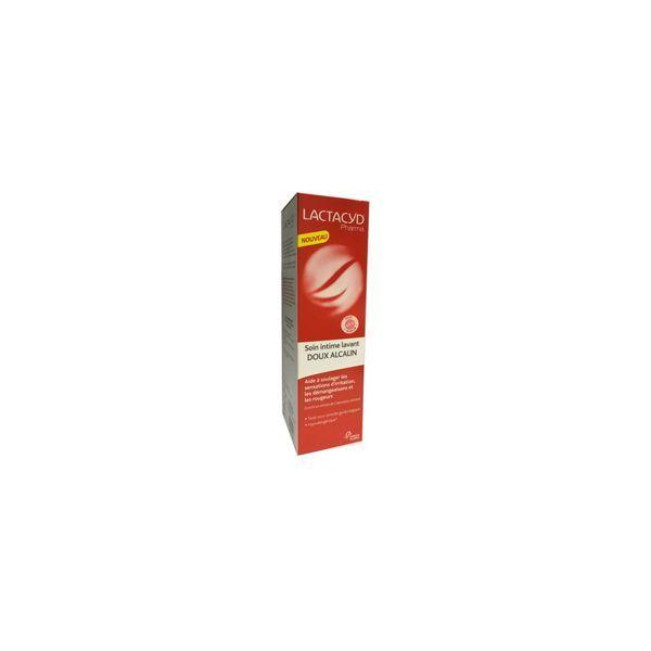 Pharma Soin Lavant Intime Doux Alcalin 250ml à prix bas| Lactacyd