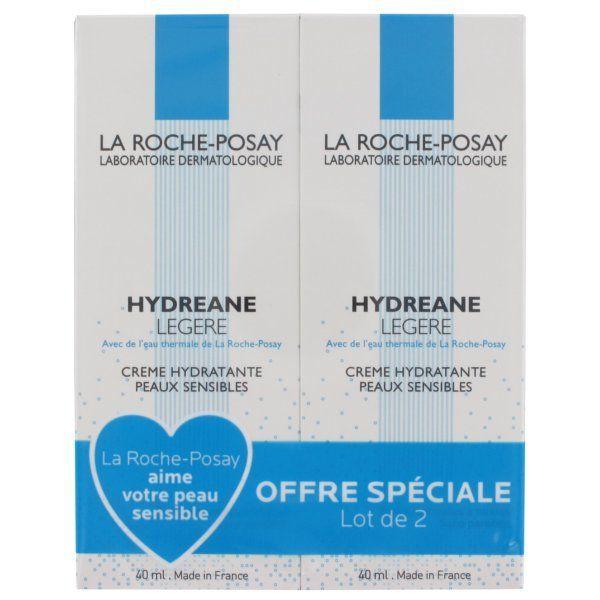 Hydréane Légère Lot de 2 à prix bas  La Roche Posay