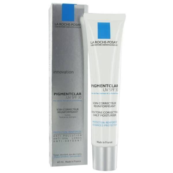 Pigmentclar Crème UV SPF30 40ml à prix discount  La Roche Posay