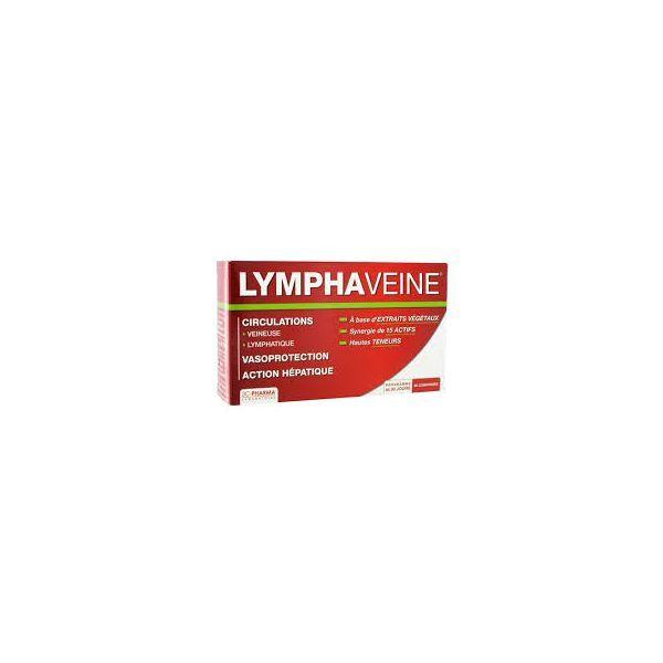 Achetez 3 C Pharma Lymphaveine 60 comprimés moins cher