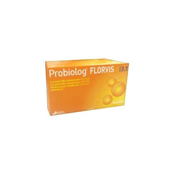 28 sticks de Probiolog Florvis