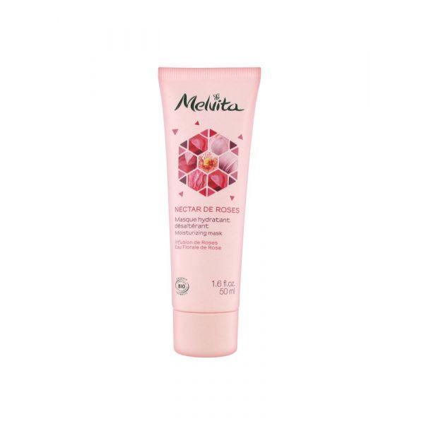 Nectar de Roses Masque hydratant 50ml Melvita