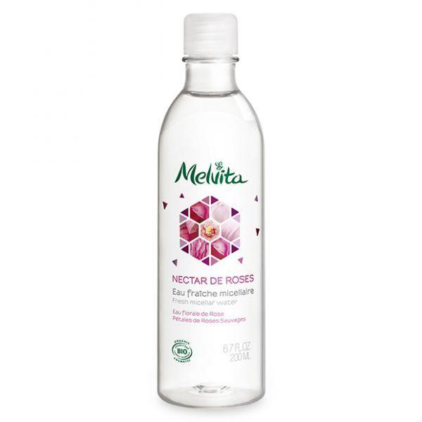 Eau Fraîche Micellaire Nectar de Rose Melvita