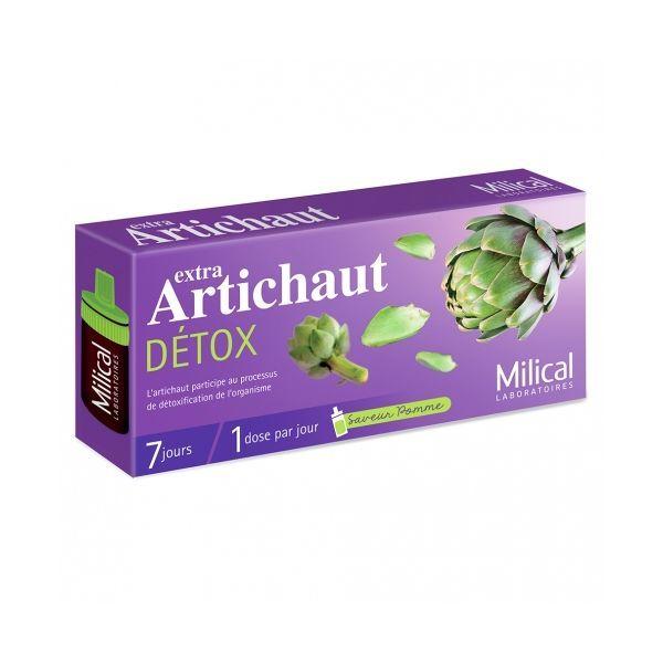 Milical Artichaut Extra 7 doses