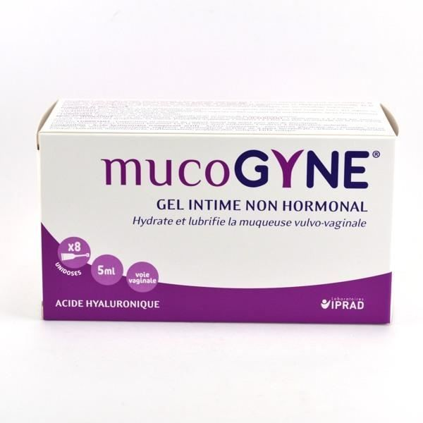Gel Vaginal Unidoses 8  moins cher| Mucogyne