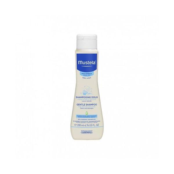 Shampooing Doux Bébé Enfant 200ml à prix discount| Mustela