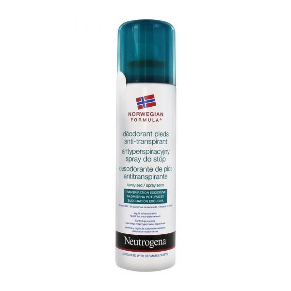Déodorant Pieds Anti-transiprant 150ml moins cher| Neutrogena