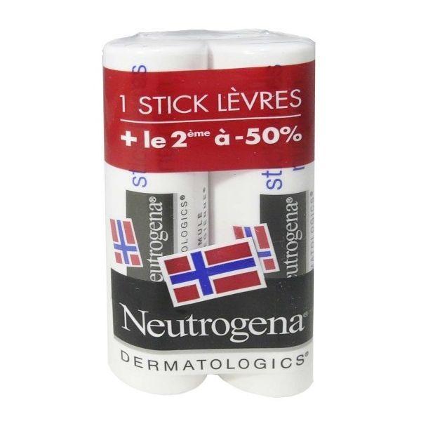 Stick lèvres neutrogena