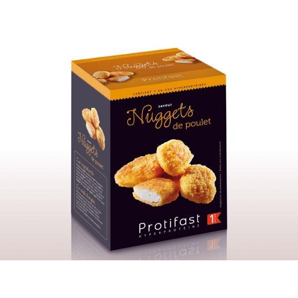 Nuggets Poulet au meilleur prix  Protifast