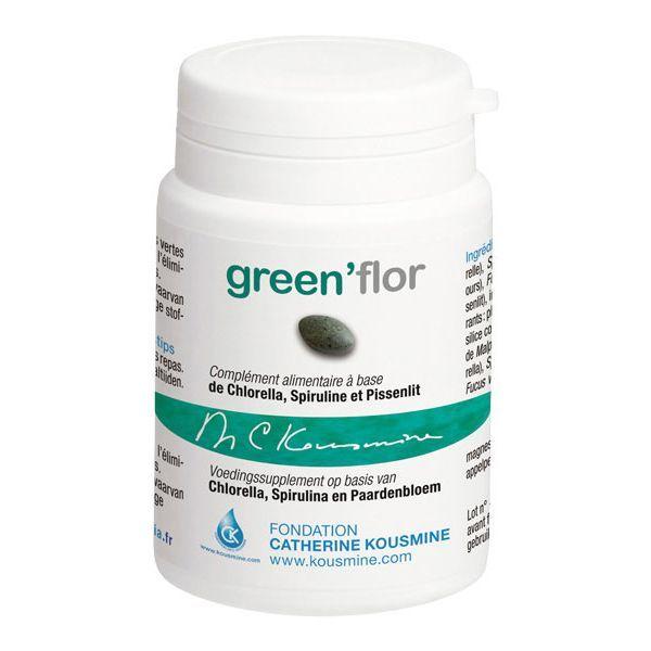 Achetez Green'Flor à la chlorella au meilleur prix