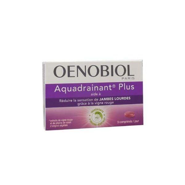 Aquadrainant Plus 45 comprimés à prix bas| Oenobiol