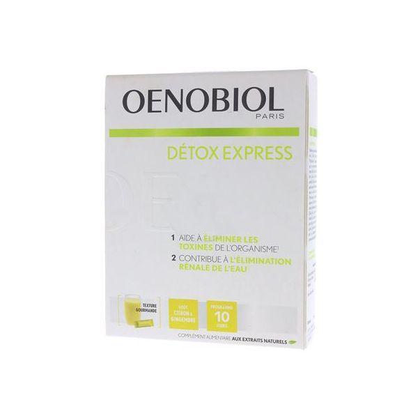 Detox express moins cher- Oenobiol