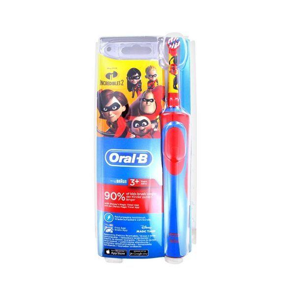 Oral B Les Indestructibles 2 Brosse à dents électrique