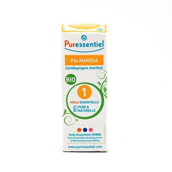 Huile Essentielle Palmarosa Bio 10ml à prix discount| Puressentiel