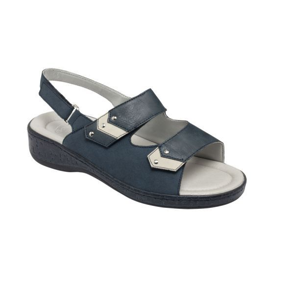Scholl Palmyra B/S sandales -bleu