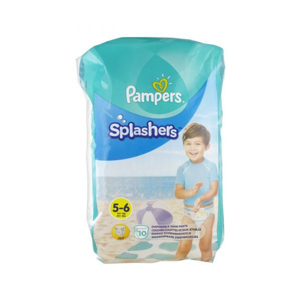 Couches De Bain Pampers Splashers