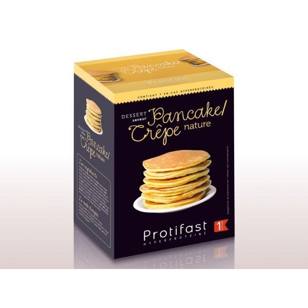 Crêpes/Pancake nature 7 Sachets moins cher| Protifast