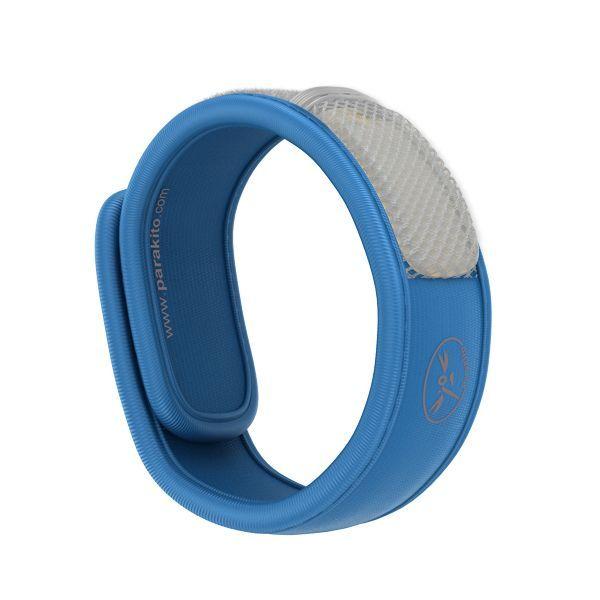 Bracelet Anti-moustique Bleu à prix discount| Para'kito
