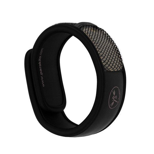 Bracelet Anti-moustique Naturel Noir  à prix discount| Para'kito