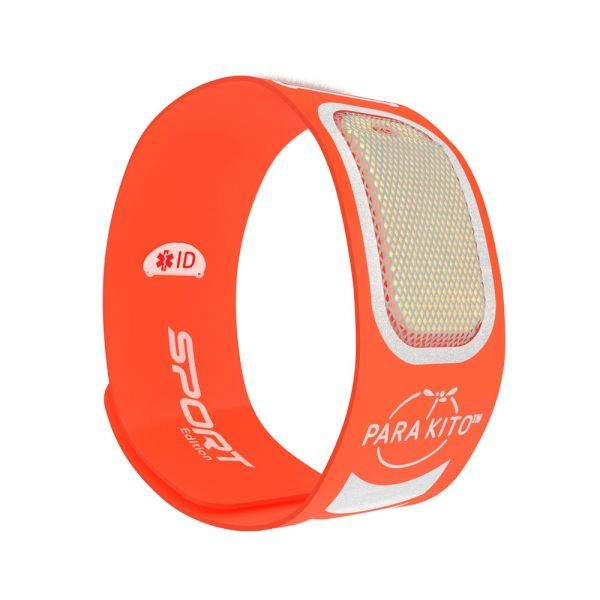 Bracelet sport Para'kito Orange