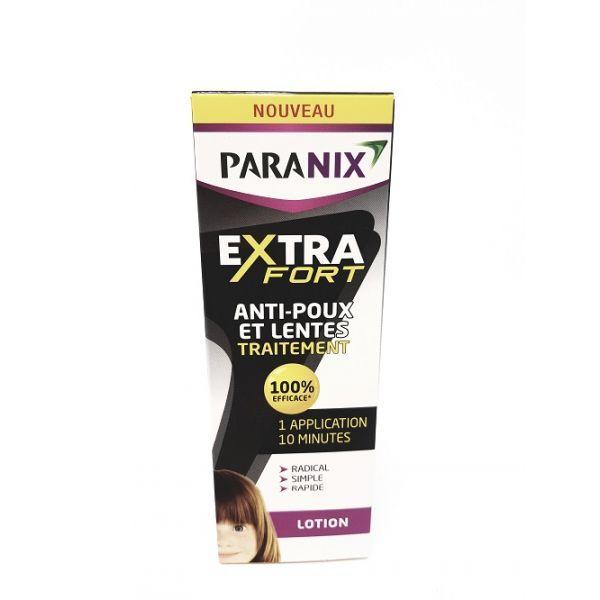 Lotion anti Poux Extra Fort de Paranix