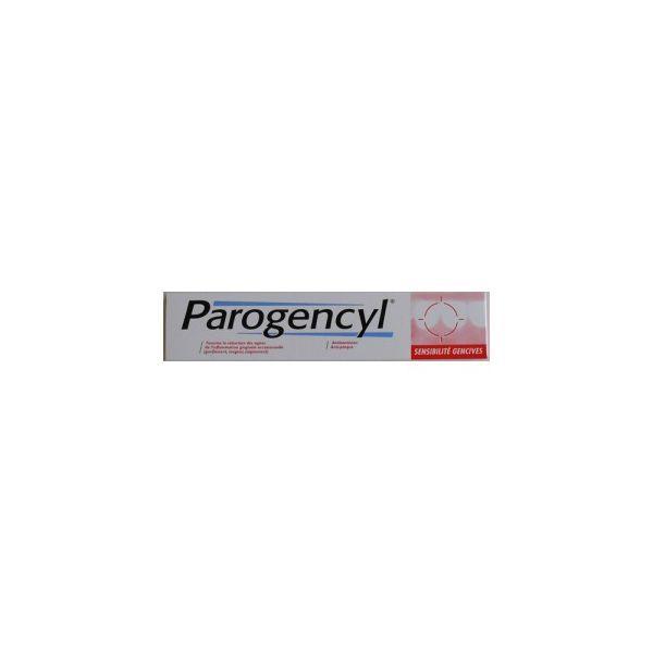 Dentifrice Sensibilité Gencives 75ml (anti-plaque) au meilleur prix| Parogencyl
