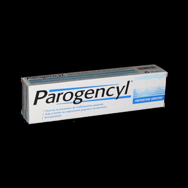 Dentifrice Prévention Gencives 75ml à prix bas  Parogencyl
