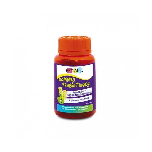 Gommes Probiotiques 138 g. à prix bas| Pediakid