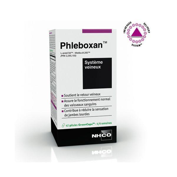 Phleboxan 42 gélules à prix discount  NH-CO