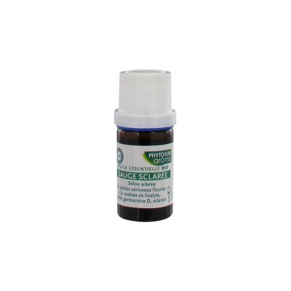 Sauge Sclarée Bio de Phytosun 5ml