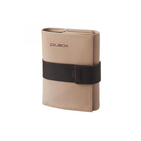 Pillulier Cardio Rose Poudré moins cher| Pilbox