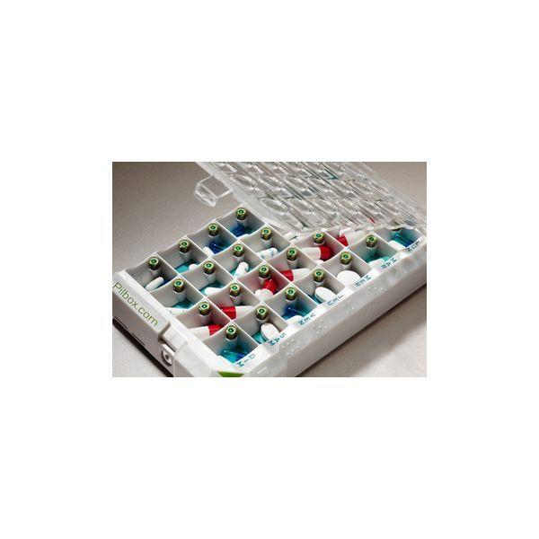 CLASSIC Pilulier Hebdomadaire pour Patients Dépendants moins cher| Pilbox