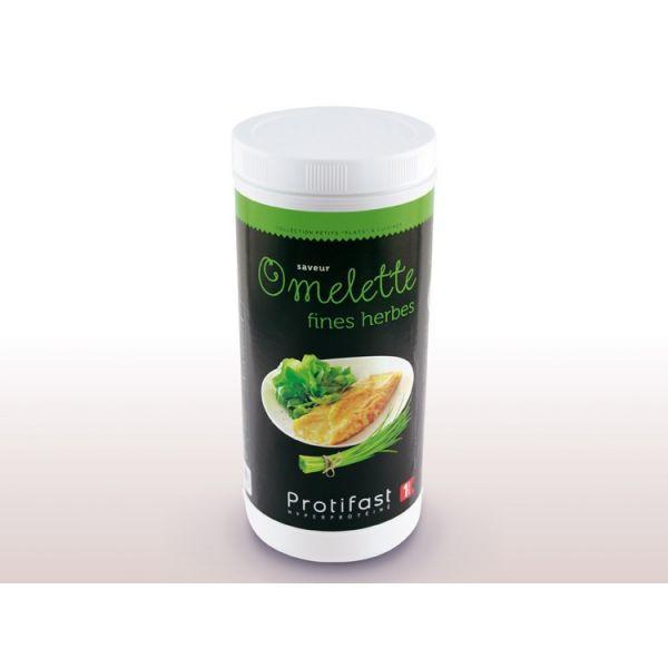 Omelette Fines herbes Pot économique 500 gr moins cher| Protifast