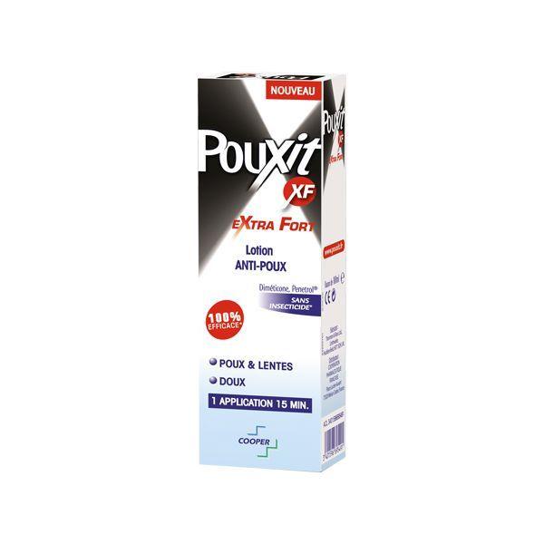 XF Lotion Anti-Poux 100 ml à prix bas| Pouxit