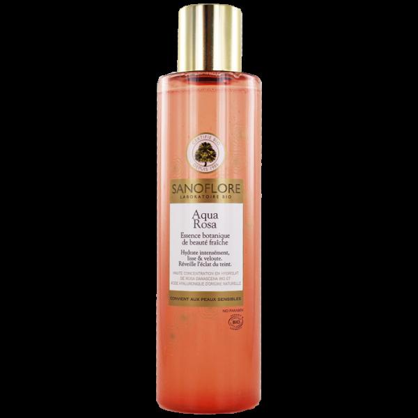 Aqua Rosa Essence Botanique de Beauté Fraîche 200ml à prix discount| Sanoflore