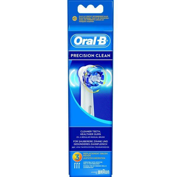 Lot de 3 Brossettes Precision Clean à prix discount  Oral-B