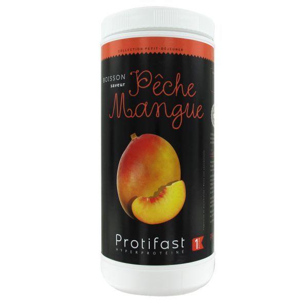 Boisson Pêche-Mangue Pot économique 500gr au meilleur prix| Protifast
